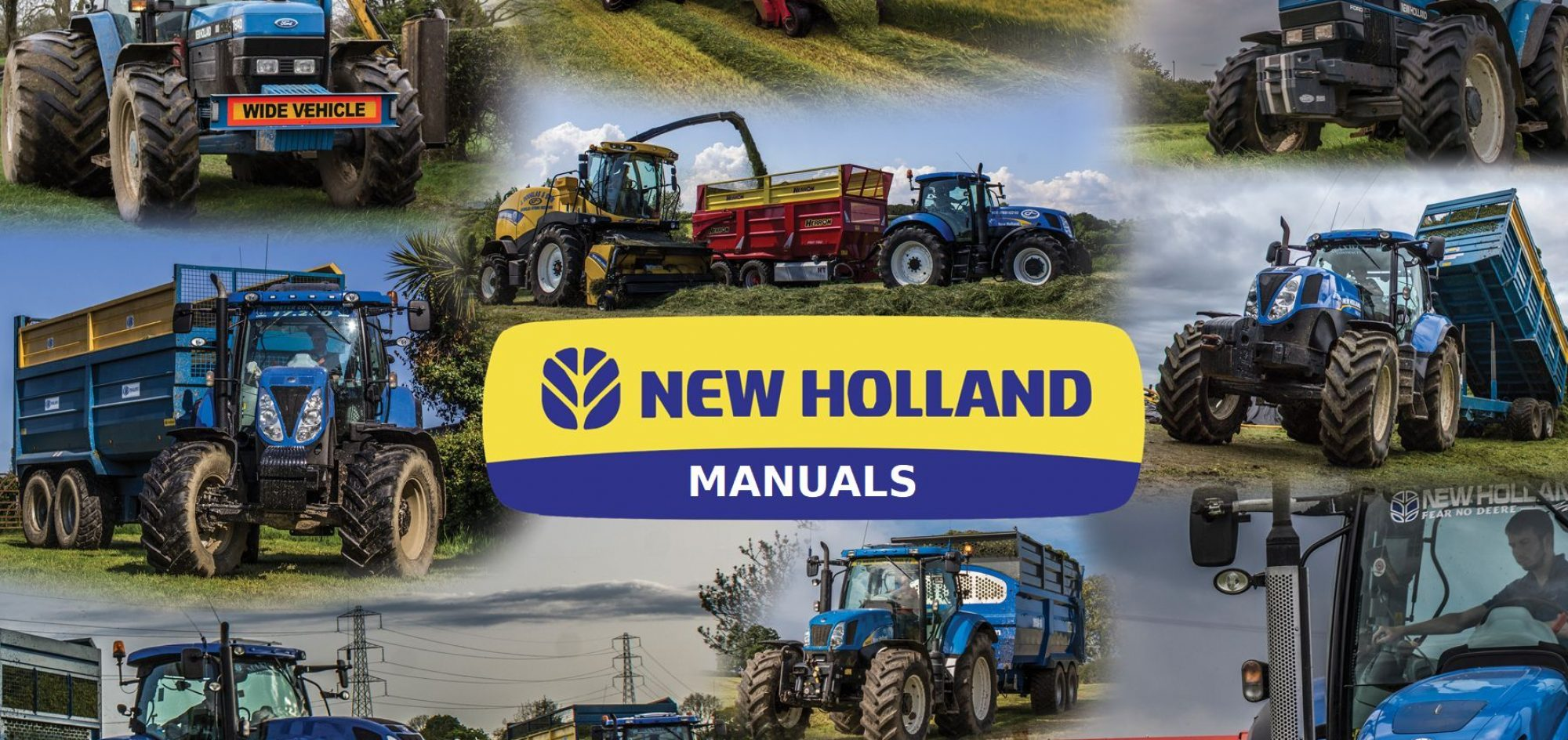 New Holland Tractor Manual